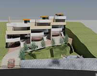 2 Condominio 3 casas