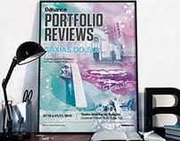 Cartaz - Behance Reviews Caxias do Sul