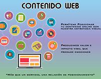 Producción de Contenido Web