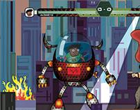 Illustration video game