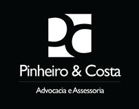 Logo - Pinheiro & Costa Advocacia e Assessoria