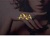 Logotipo | ANA Joalheiros