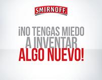 Smirnoff Social Media