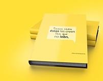 Campaña fomento a la lectura