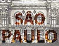 Postal São Paulo