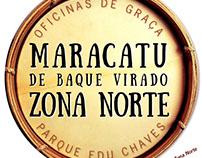 Cartaz Maracatu de Baque Virado