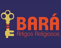 Bará Artigos Religiosos - Logotipo