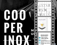 Branding empresarial - Cooper Aceros Inoxidables