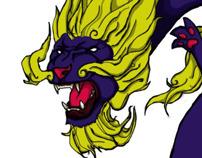 Violet Dragoon
