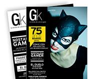 Gk // Revista geek