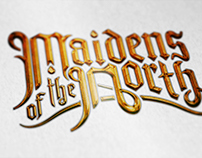 Maidens of the North Brand - A female metal band