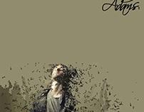 Flyer- guitarman - Luthieria ByAdams