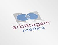 Logo - Arbitragem Médica