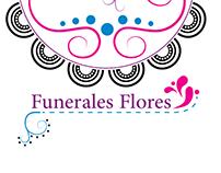 Logotipo Funerales Flores