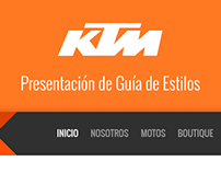 KTM GDL Websites
