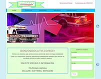 TYS Copresy - Servicio asistencial emergencias