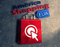 Logotipo para América shopping