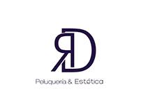 Logo Diego & Rafael Peluquería y Estética