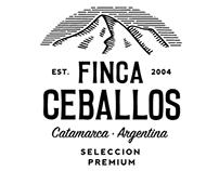 Finca Ceballos :: Branding