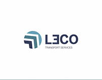 LECO Transport Services - Branding