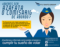 Fly Safe Group - Flyers Facebook - Twitter
