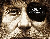 O'Neill Brasil - Visual e promo p/ Facebook