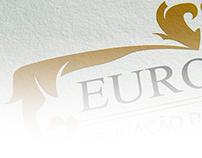 """Logo study """"Eurowall"""""""