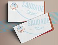 Saudade travel - Branding