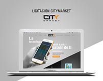 Licitación - City Market