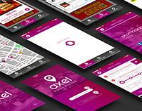 Axel App UI/UX Design
