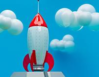 Candy Rocket