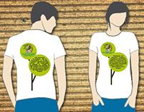 Diseño e ilustración para playera (tshert)