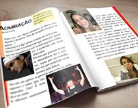 """Revista """"Claudinha"""""""