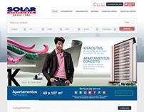 Website Solar Imóveis