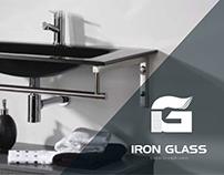 Iron Glass - Branding