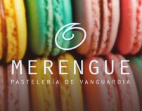 Merengue Pasteleria - Web Ads