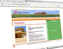 Diversas páginas web realizadas entre 2007 y 2010