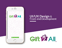 Gift 2 All Interface Design