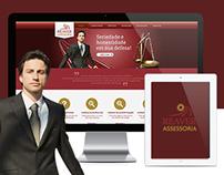Web Site Reaver Assessoria