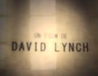 Diseño de títulos // Inland Empire (David Lynch)