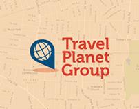 Travel Planet Group- Branding