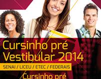 Flyer e Cartaz Alfa Brasil