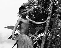 Indigena Uitoto Amazonas Leticia