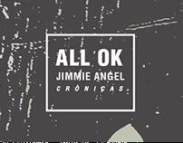 Exhibición Jimmie Angel Crónicas, Concepto visual.