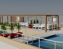Hotel Boutique 1060 - Terraza