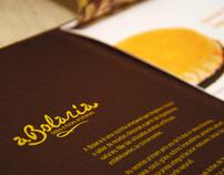 A Bolaria - Folder/Catálogo