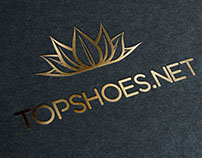 Shoes Store Logo Design