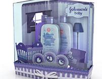 Glorificados Bed Time, Johnson Baby - Innercia México