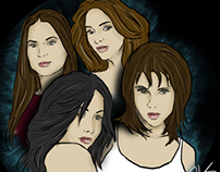 Illustration of Charmed