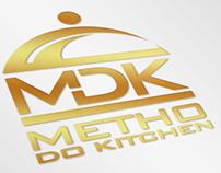 Proyecto: Logotipo Metho Do Kitcken